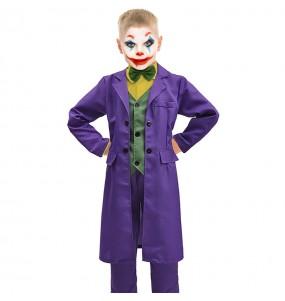 Déguisement Joker Classic garçon
