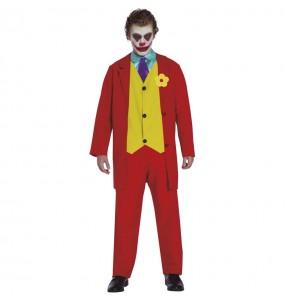 Déguisement Joker Joaquin Phoenix pour homme