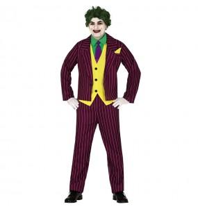 Déguisement Joker Arkham homme
