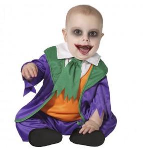 Déguisement Joker bébé
