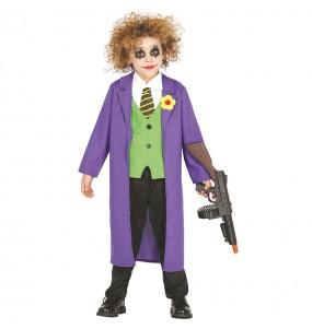 Déguisement Joker pour garçon