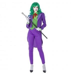 Déguisement Joker Super-vilaine femme