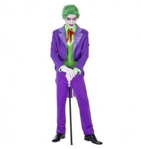 Déguisement Joker Super-vilain homme