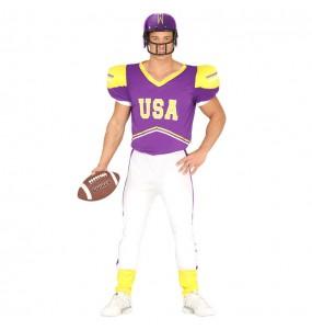 Déguisement Joueur Football Américain pour homme