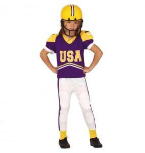 Déguisement Joueur Football Américain garçon