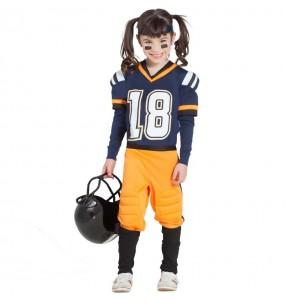 Déguisement Football Américain NFL fille