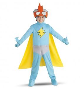 Déguisement Kid Kazoom des SuperZings pour enfants