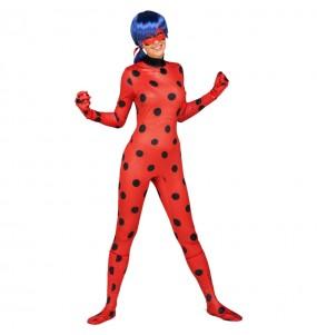 Déguisement Ladybug pour femme