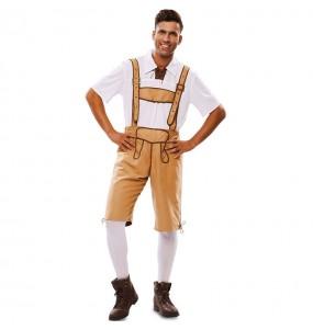 Déguisement Lederhose Oktoberfest homme
