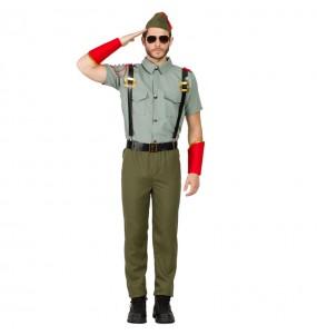 Déguisement Militaire Légion pour homme