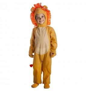 Déguisement Lion féroce garçon