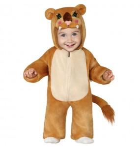 Déguisement Lionne bébé