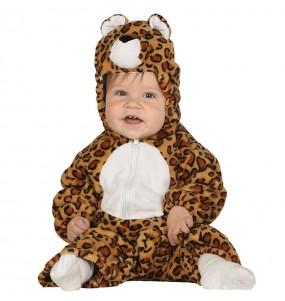 Déguisement Léopard pour bébé