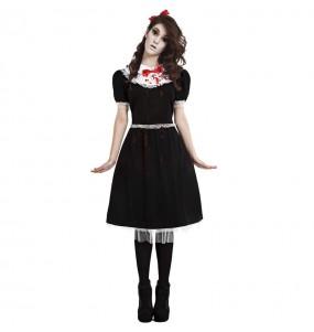Déguisement Lolita Gothique femme