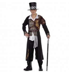 Déguisement Lord Steampunk homme