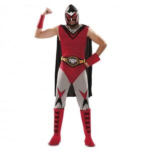 Déguisement Lutte Wrestling homme