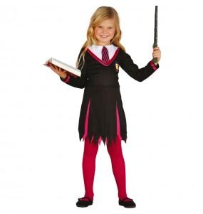 Déguisement Magicienne étudiante fille