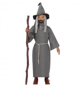Déguisement Magicien Gandalf garçon