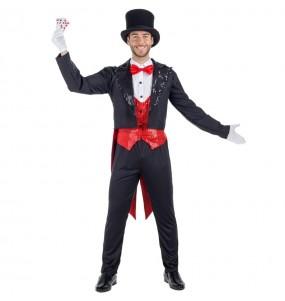 Déguisement Magicien Illusionniste pour homme