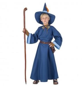 Déguisement Magicien Merlin pour enfants