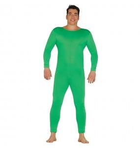 Déguisement Justeaucorps Vert pour homme