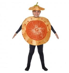 Déguisement Mandarine pour enfants