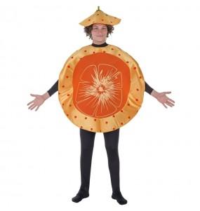 Déguisement Mandarine pour adulte