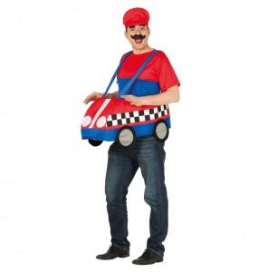 Déguisement Mario kart adulte