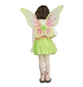 Déguisement Papillon Vert pour fille