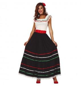 Déguisement Mexicaine Yaneli femme