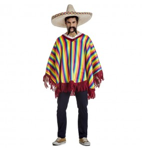 Déguisement Mexicain Tijuana homme