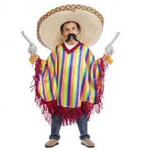 Déguisement Mexicain Tijuana garçon