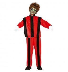 Déguisement Michael Jackson Thriller garçon