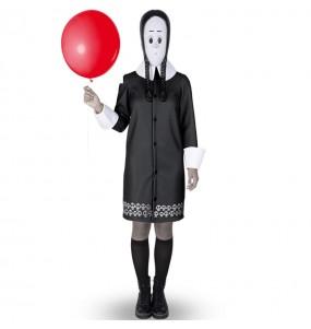 Déguisement Mercredi Famille Addams femme