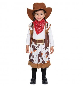 Déguisement Mini Cowgirl