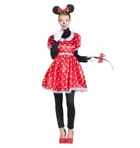 Déguisement Minnie Mouse femme