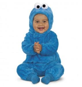 Déguisement Macaron le Glouton Sesame Street pour bébé