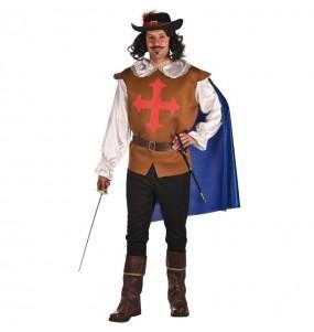 Déguisement Mousquetaire D'Artagnan pour homme
