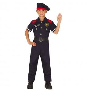 Déguisement Gendarme Catalan garçon