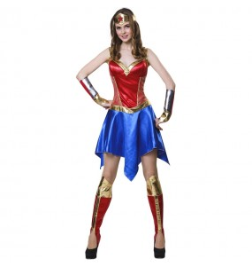 Déguisement Wonder Woman femme