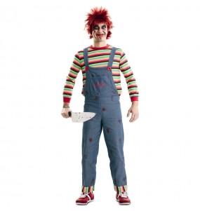 Déguisement Poupée Tueur Chucky