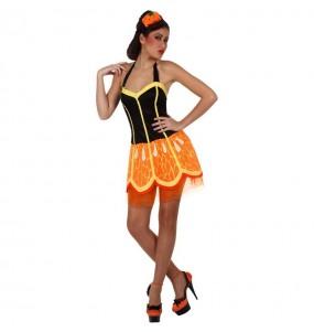 Déguisement Orange pour femme