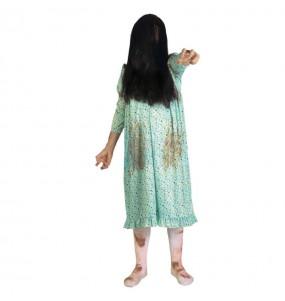 Déguisement Fille de l'Exorciste femme