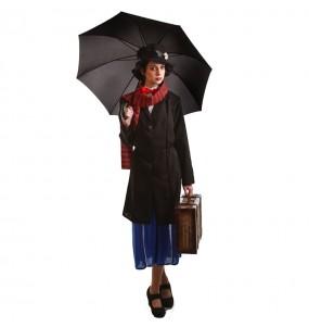 Déguisement Nurse Mary Poppins pour femme
