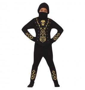 Déguisement Ninja Squelette garçon