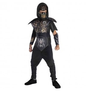 Déguisement Ninja infernal garçon