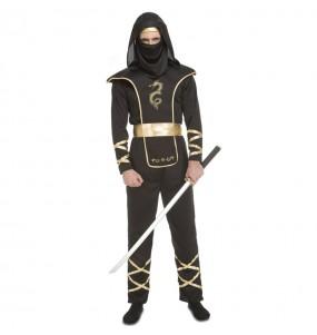 Déguisement Ninja Warrior homme