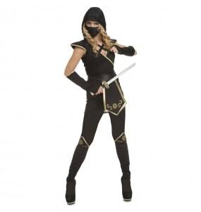 Déguisement Ninja Warrior femme