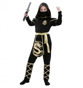Déguisement Ninja Warrior fille