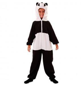 Déguisement Ours Panda en peluche pour enfant